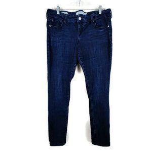 Torrid Dark Wash Boyfriend Jeans. Size: 14R